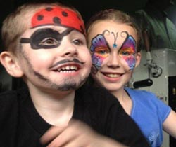 Creative Entertainment - Face Painting